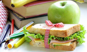 nut-free lunches sandwiches