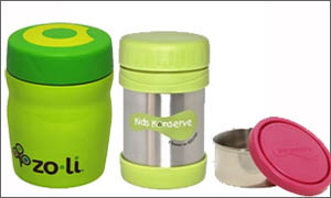 nut free lunches thermos treats