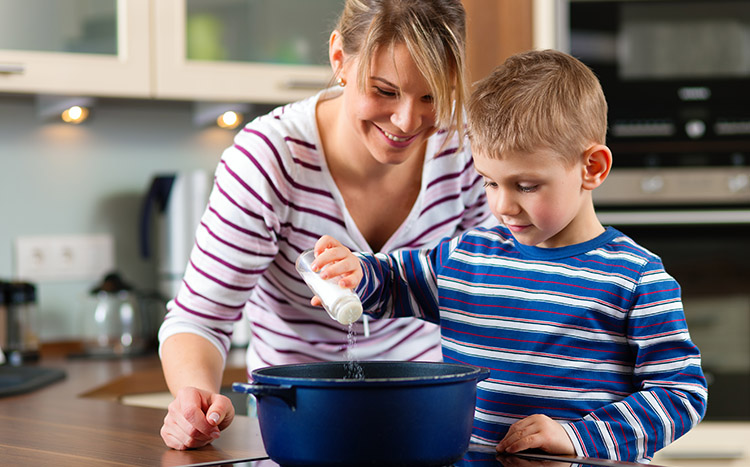 ensure quality time with kids