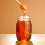 Honey Garlic Onion Syrup
