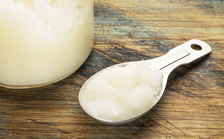 how to use coconut oil in kitchen, baking, cooking