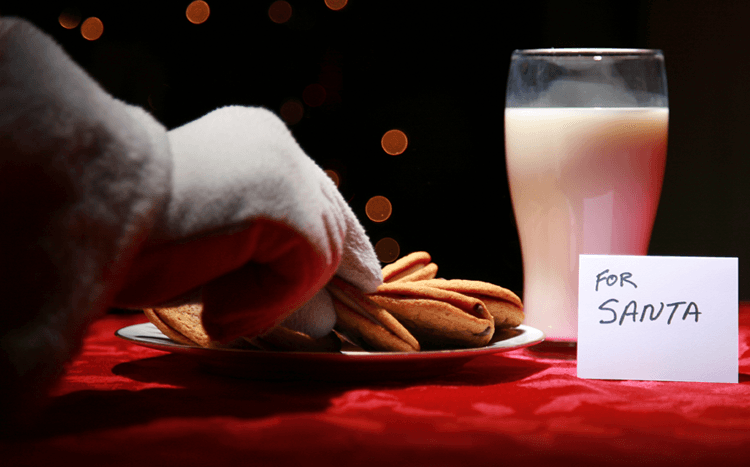 healthy holiday snack replacements
