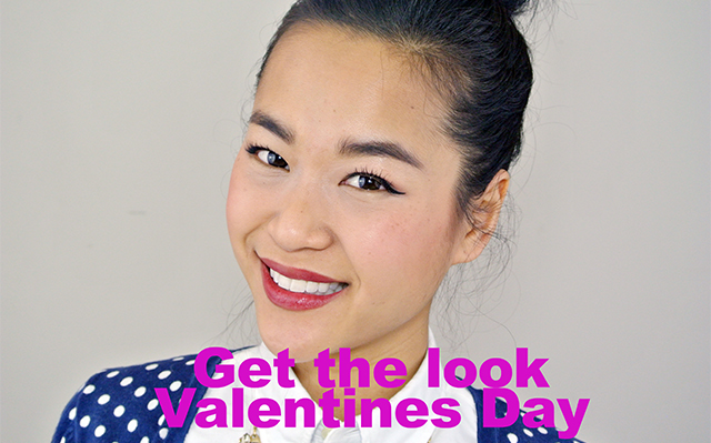 Get this Valentine's Day Look
