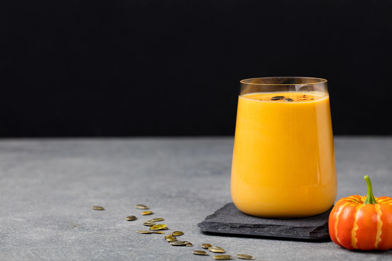 Nourishing Pumpkin Pie Smoothie - Well Blog