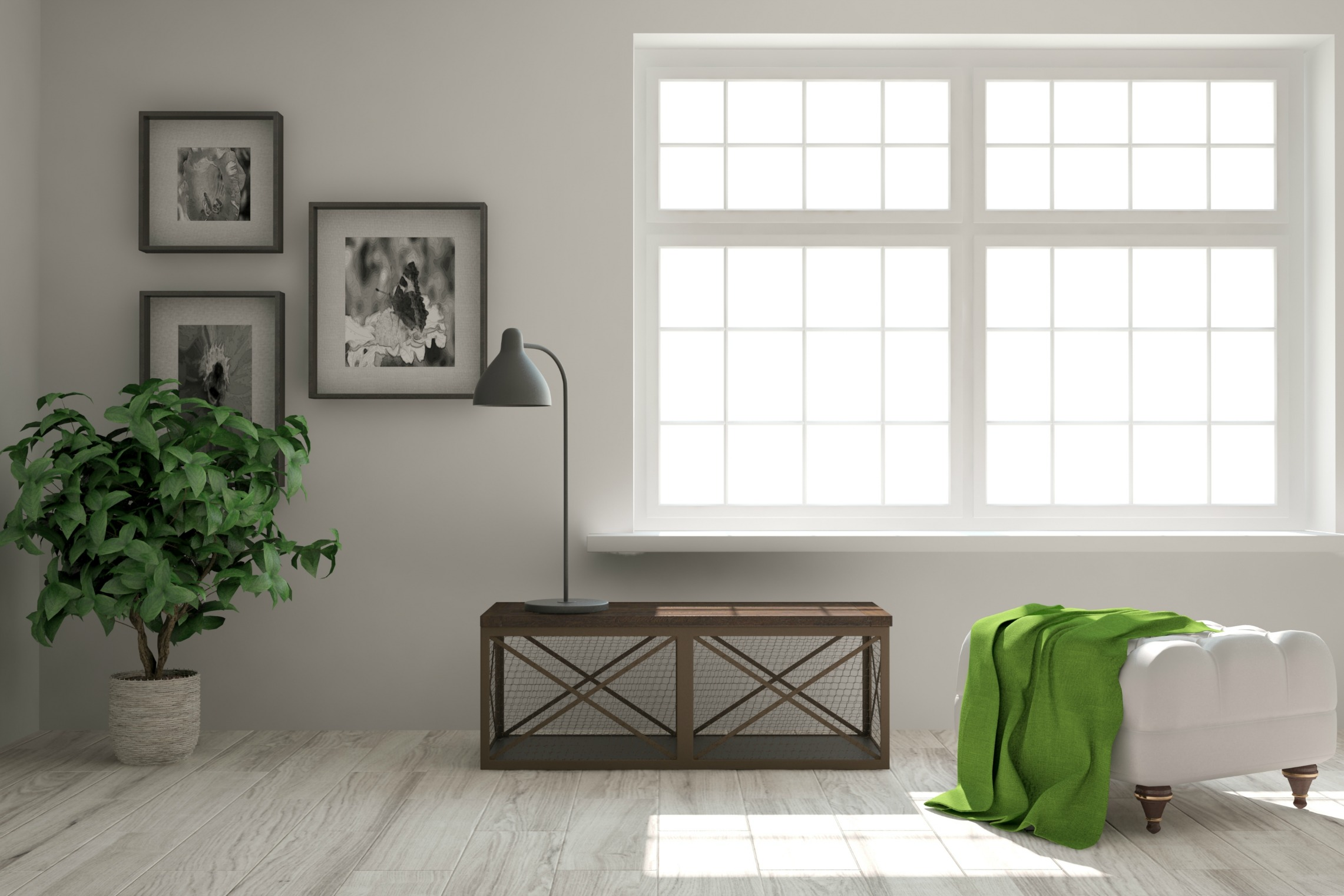 Greening Every Room in your Home: Living Room