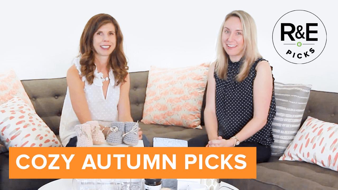 rebecca & erin's cozy fall picks thumbnail