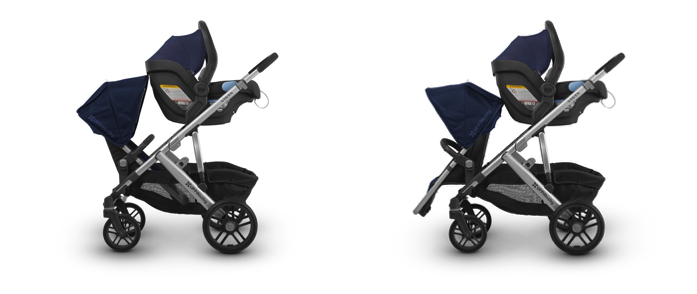 UPPAbaby VISTA for Infant + Toddler
