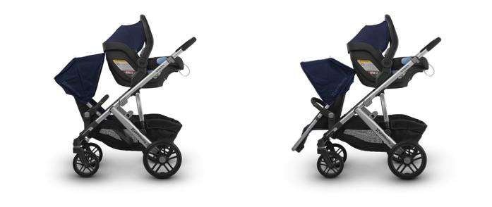 UPPAbaby VISTA for Infant + Toddler