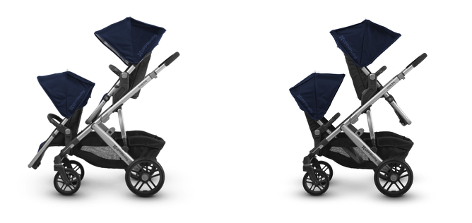 UPPAbaby VISTA for Toddler + Toddler
