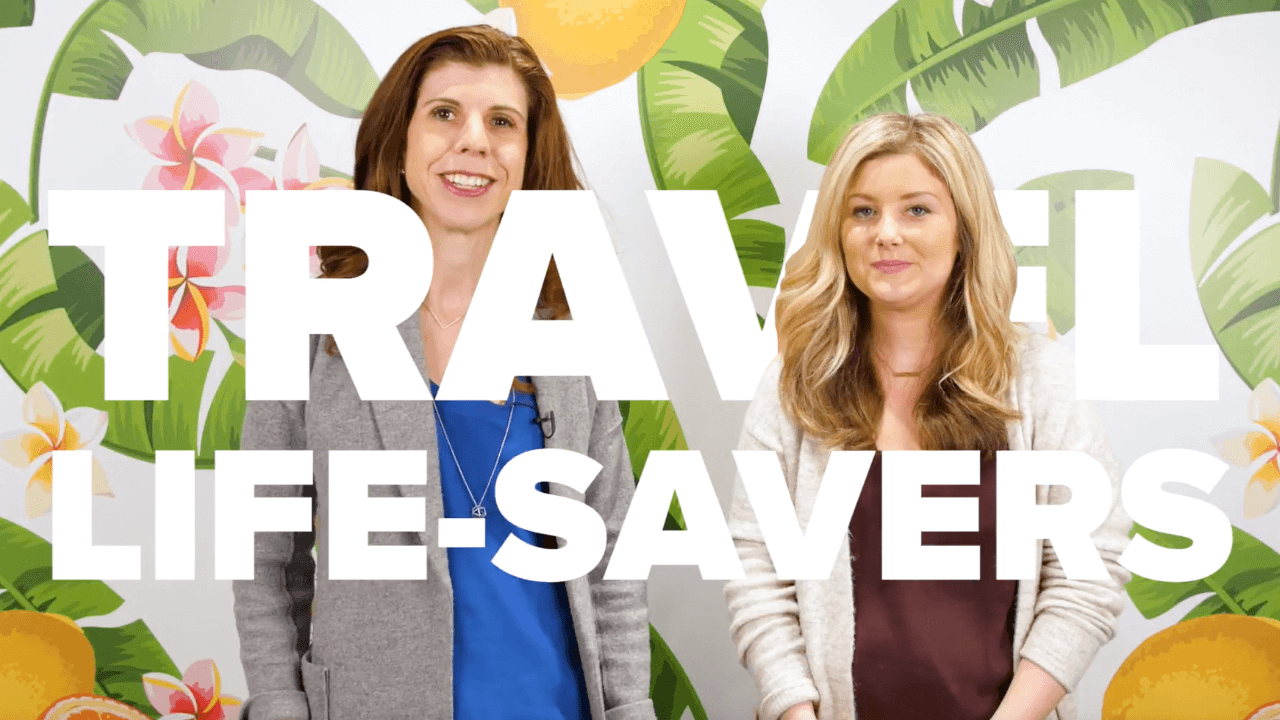 travel lifesavers