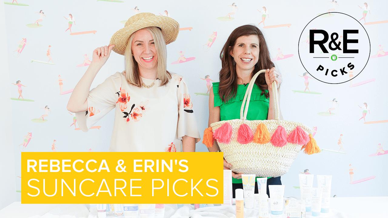 rebecca & erin's suncare picks for 2018 thumbnail