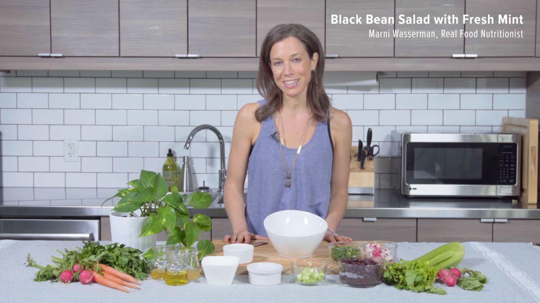 black bean salad thumbnail