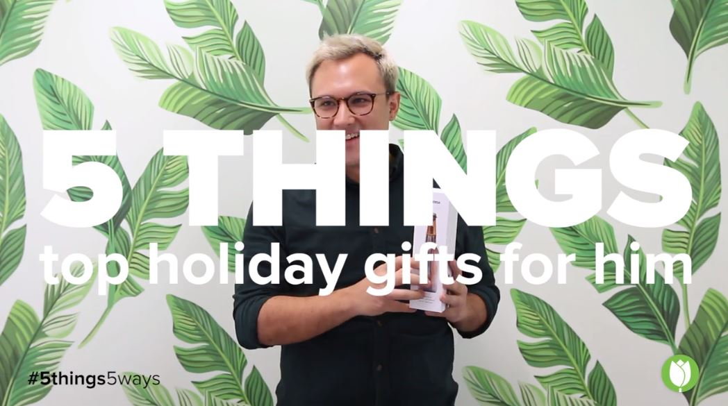 jeff's top 5 holiday gifts for him thumbnail