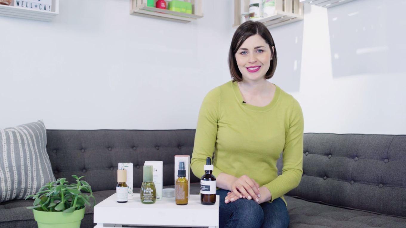 q&a on facial serums vs. oils thumbnail