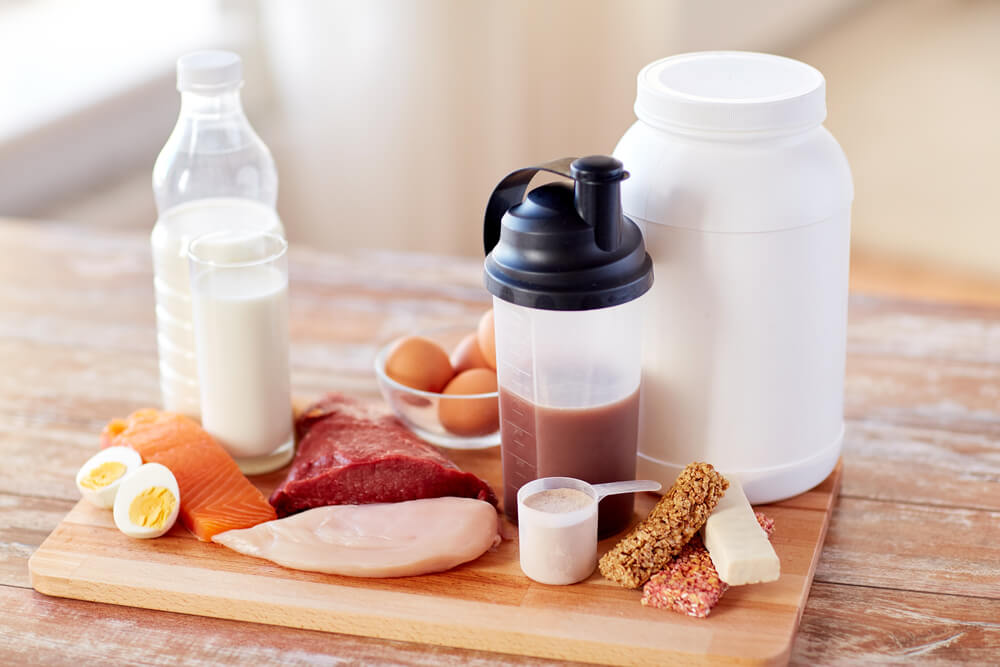 protein foods and supplements