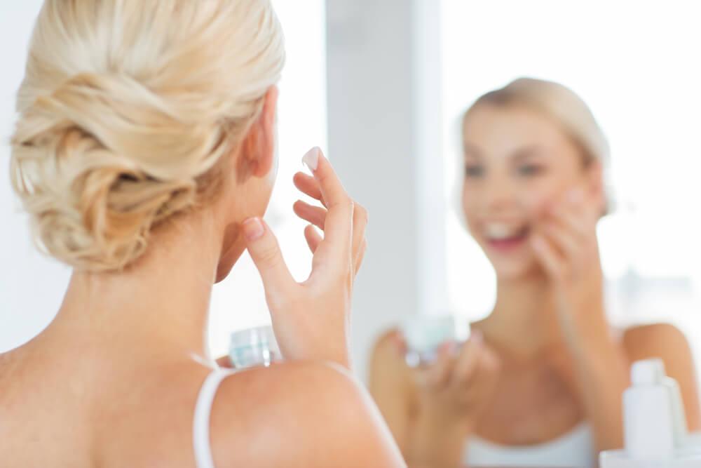 Wrinkles caused by smoking, stress, lack of sleep