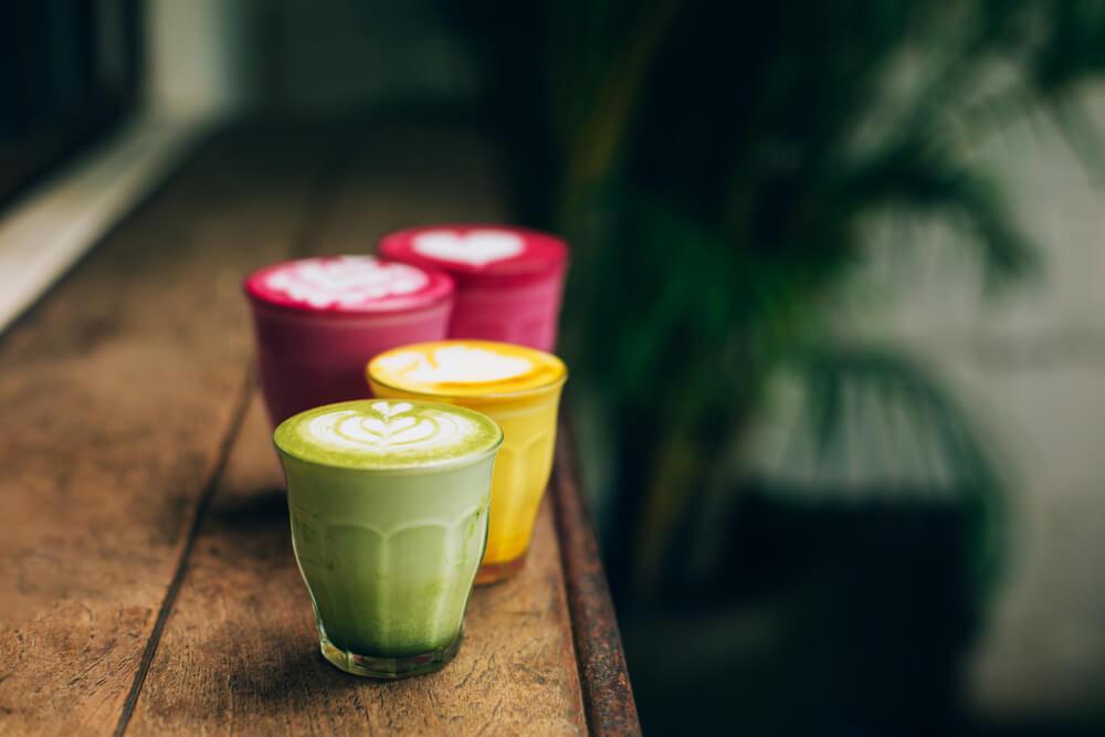 adaptogen lattes